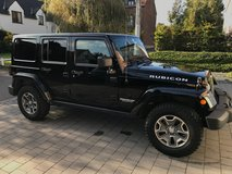2013 Jeep Wrangler Unlimited (U.S. Spec) in Shape, Belgium