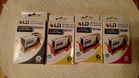 LD printer cartridges for Dell V525W or V725W (Brand new) in Naperville, Illinois
