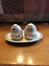 Polish Pottery Salt and Pepper Set in Ramstein, Germany