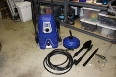 Lux tools pressure washer in Ramstein, Germany
