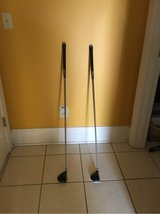 2 Cobra Metal 5&7 Woods With Bassara Speed Tuned Shafts in Camp Lejeune, North Carolina