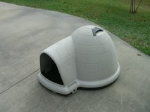 Igloo Dog House in Cherry Point, North Carolina