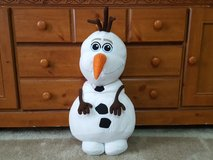 "Plush Olaf 26"" in Beaufort, South Carolina"
