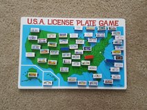 Melissa and Doug License Plate Game in Beaufort, South Carolina