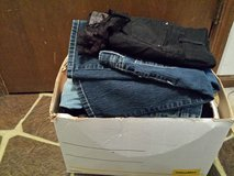 16 pair girls size 10/12 and 12 pants Excellent Premium in Aurora, Illinois