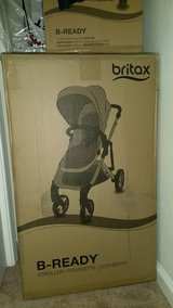 New in box Britax B ready stroller + car seat adapter in Fort Leonard Wood, Missouri