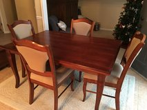 Dining Table & EIGHT Chairs in Naperville, Illinois