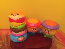 baby /toddler toys lot FISHER PRICE / BRIGHT STARTS TOYS in Morris, Illinois