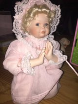 "Bradford exchange "" Now I lay me down to sleep"" doll in Plainfield, Illinois"