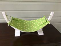 LIKE NEW American Girl Hammock - for Girl of the Year Lanie in Bolingbrook, Illinois