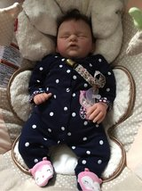 Beautiful Silicone Baby Doll in Orland Park, Illinois