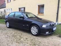 Nice 1999 BMW Compakt with A/C and winter tires in Hohenfels, Germany
