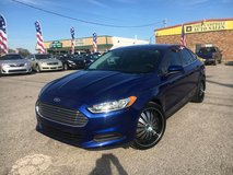 2013 FORD FUSION S SEDAN 4D 4-Cyl, 2.5 Liter in Fort Campbell, Kentucky