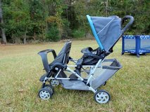 graco duo glider stroller in DeRidder, Louisiana