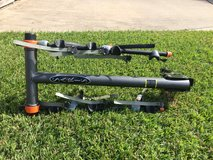 SARIS 4 Bike Hitch Mounted Carrier in Katy, Texas