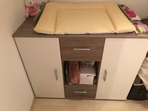Kinder Dresser with Changing Table in Stuttgart, GE