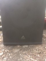 "BEHRINGER EUROLIVE B1800XP 18"" Sub in Fort Campbell, Kentucky"