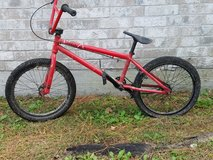 "Red BMX style red Harp 300 Bike Bicycle 22"" 24"" in Kingwood, Texas"