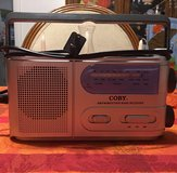 COBY AM/FM/Weather Band Receiver in Camp Lejeune, North Carolina