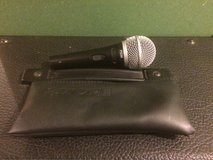 Shure PG-58 Microphone in Fort Campbell, Kentucky