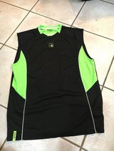 Men's medium Andi brand sleeveless sport shirt in Wheaton, Illinois