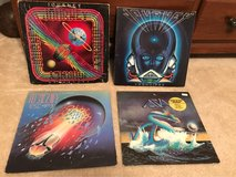 journey and asia vinyl lp records in Moody AFB, Georgia