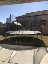 15ft Enclosed Trampoline in San Clemente, California