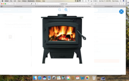 Wolf Wood Burning Heating Stoves in Rolla, Missouri