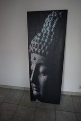 Tall picture of Buddha in Baumholder, GE