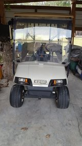 2001 EZ GO Golf Cart in Leesville, Louisiana