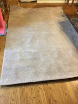 Tan Carpet 6 x 9 in Clarksville, Tennessee