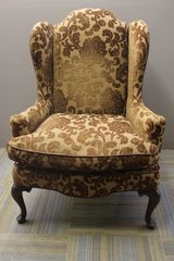 Wing Back Chair in CyFair, Texas