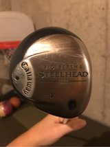 Calloway big Bertha steelhead 4 wood in Chicago, Illinois