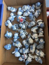 Snow Buddy Collectible Ornaments in Vacaville, California