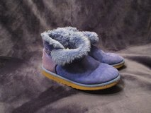 Blue Ugg Boots - Girls size 4, Womens size 5 in Westmont, Illinois