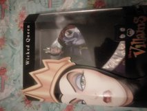 Disney villains new collectable box only used on display unopened in Lakenheath, UK