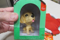 Dog Ornament & Dog Toy - Both New! in Houston, Texas
