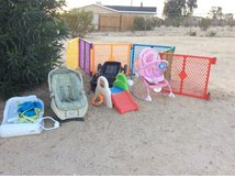 lots of baby stuff in 29 Palms, California