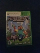 xbox 360 minecraft in Fort Bliss, Texas