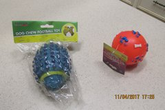 Two Doggie Toys - New Sealed Packages in Houston, Texas