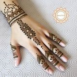 Win Free Henna Tattoos this month in The Woodlands, Texas