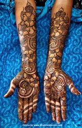 Win Free Henna in Tomball, Texas
