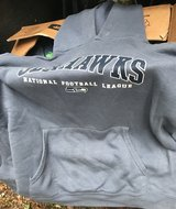 Seahawks hoodie in Tacoma, Washington