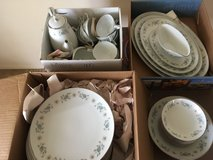 Noritake Wellesley China set in Wheaton, Illinois