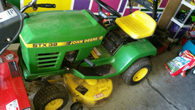 John Deere Tractor in Wheaton, Illinois