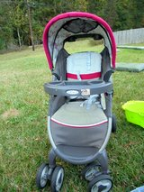 graco stroller butterflys in DeRidder, Louisiana