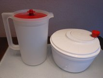 MOULINEX SALAD SPINNER AND PITCHER in Ramstein, Germany