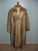 Full-Length Coyote Fur Coat by Marmor & Tivers of Chicago in Batavia, Illinois