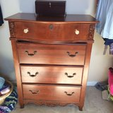 Dresser (has matching twin bed and trundle set) in Macon, Georgia