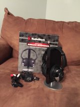 Radio Shack Rechargeable Wireless Headphones in Pleasant View, Tennessee